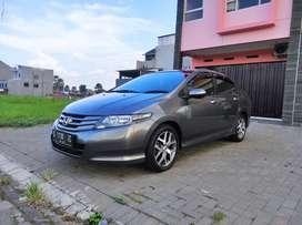 Dijual Cepat Honda City E AT 2011 Grey