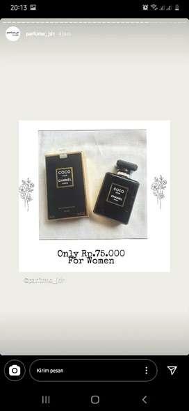 Grosir dan eceran parfume