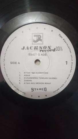 Piringan Hitam/Vinyl Ebiet G. Ade Album Zaman