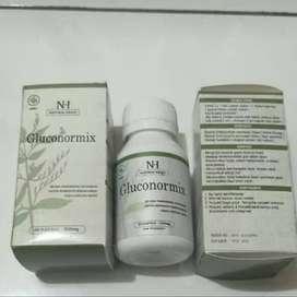 Obat Gluconormix Asli 100% Original obat herbal kencing manis