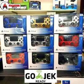 Stik PS4 ORI Light Bar Warna-Warni