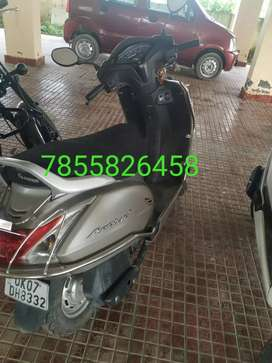 Activa 5G cold condition