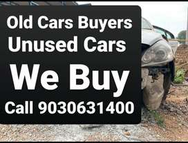 Any/Unused/Scrap/Cars/Buyers