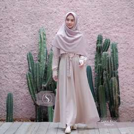 Garai Dress Basic Sunriselabel