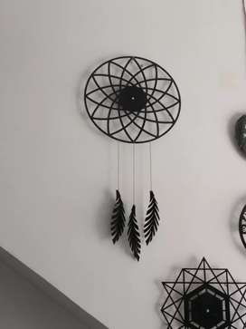 Acrylic Wall Clocks For Home Decorations
