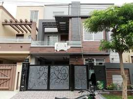 5 Marla Brand New House  Near MCdonals Is Available for Sale