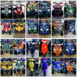 SCOOTY TRAIL ATV QUAD BIKE full fuel verity for sell deliver all pak