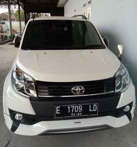 Toyota Rush TRD 2015 km. 29rb
