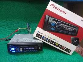 Singgel disc pioneer, cd mp3 usb blurletooth