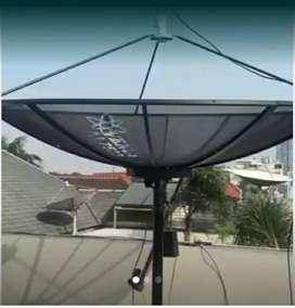Parabola free to air