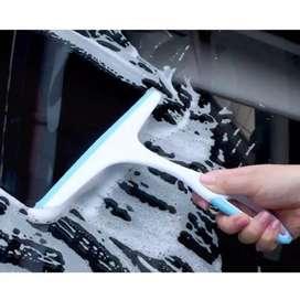 HS Wiper karet anti jamur serbaguna pembersih kaca jendela rumah