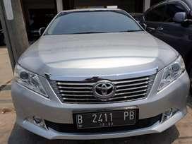 Toyota Camry V 2012 Kondisi Mulus Sangat Terawat Sangat Istimewa