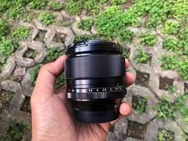 Lensa Fuji 56 1.2 R fujinon bekas