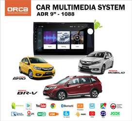 ORCA ANDROID All New Brio ADR-1088 9in ( K I K I M )