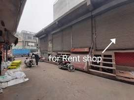Shop for Rent main bazar