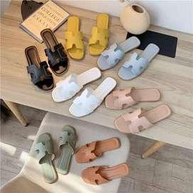 sp 202 sandal wanita flat shoes