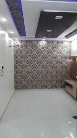 2 bhk 45sqr.yards prime location cheap rate near by metro 90% loan