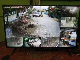 PROMO PAKET CCTV 2020 REKAM GAMBAR + SUARA  **FREE KALENDER 2020 **