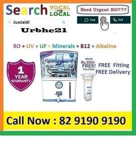 Turb3 RO Water Purifier Water Filter AC TV Cooler DTH 1BHK Aata Chakki