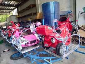 PROMO odong murah mobil motor kereta panggung gerbong paling laris
