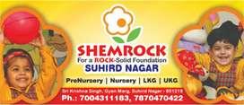 Shemrock Suhird nagar pre school Begusarai