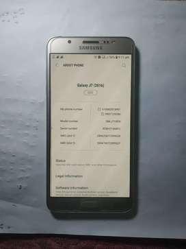 Samsung Galaxy J7 6 (2016)