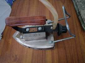 Gas iron very less uses