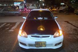 Honda civic vti 99 2000