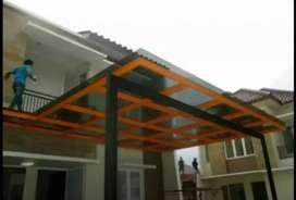 Canopy kaca Rc 919