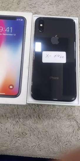 IPhone x 64 gb like new phone
