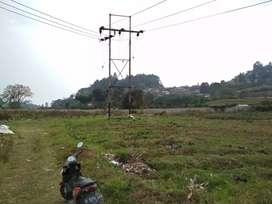 Tanah kavling daerah cijeruk lembang pinggir jalan