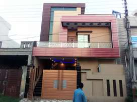 5 Marla brand new house for sale in M Block