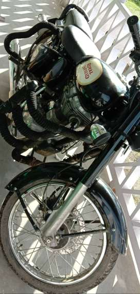 Bichu motor royal enflied 350 cc classic. Very good condition..2019