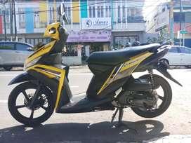 Yamaha mio m3 125cc fi 2019 istimewa 4000 km