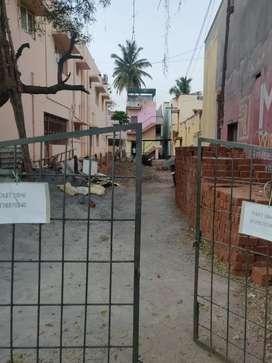 Commercial land at Maruthamalai main road
