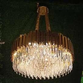 Lampu kristal terlaris di Medan