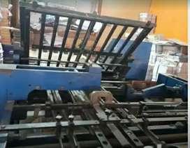 Paper floding machine