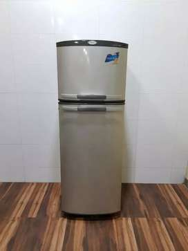 Free home delivery whirlpool 240 litre double door refrigerator