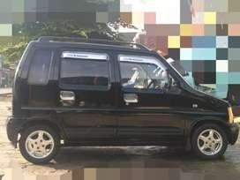 Suzuki Karimun Kotak GX 2005 Hitam Siap pakai