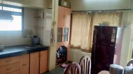 1bhk flat on rent in furnished form in cidco N1