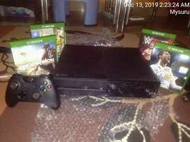 Xbox one 1tb with 3 games only @ 13000!!!