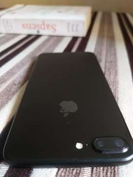 IPhone 7 plus 128Gb Matte Black Excellent condition SELL OR EXCHANGE