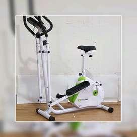 Sepeda Statis Elliptical Bike / Fitness Sports // Monday 13.56