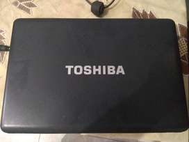 Laptop Toshiba Satellite C640