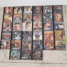 57 VCD Film Barat dan Mandarin