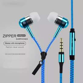 Headset Zipper Bass