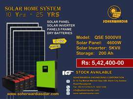 Solar Energy System for Petrol Pump. 5 KW System Price ..