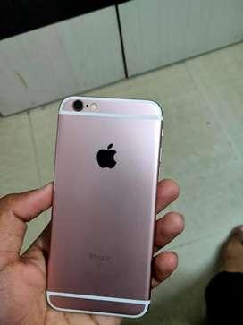 Iphone 6s (rose gold) 32gb
