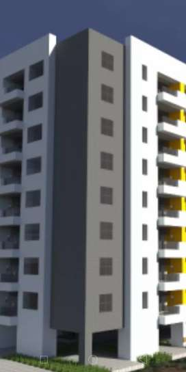 1 and 2 bhk flats are available