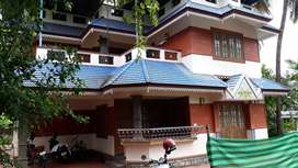 10 Cent 4 bhk 2725 sqft Thrissur kanimangalam